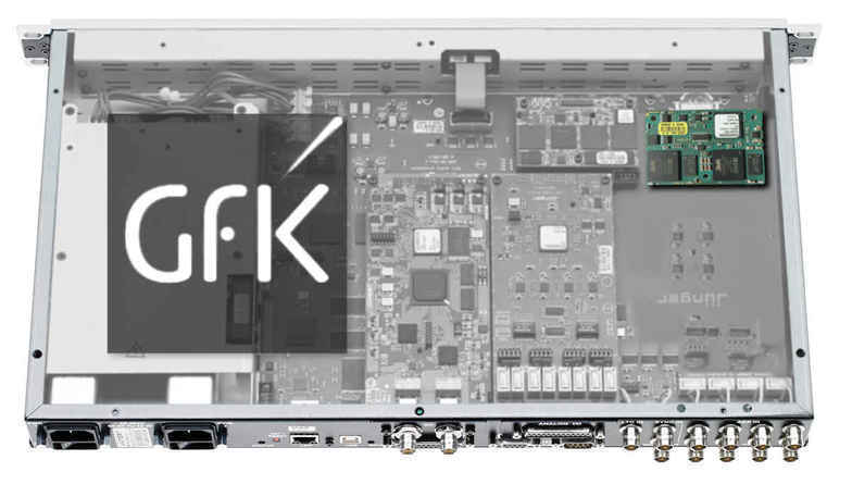 Option Board GfK Watermarking Coprocessor
